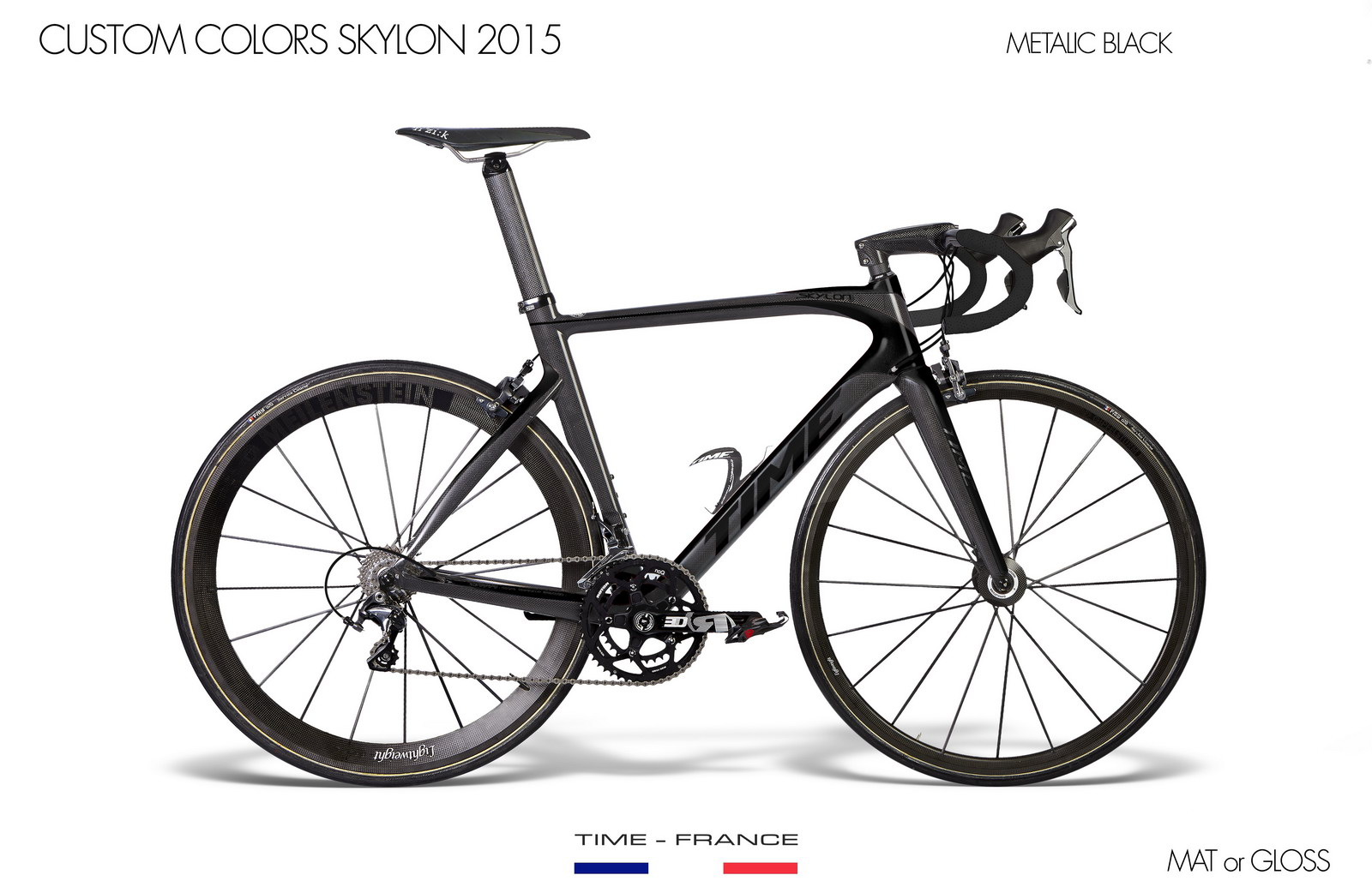 Skylon metalic black