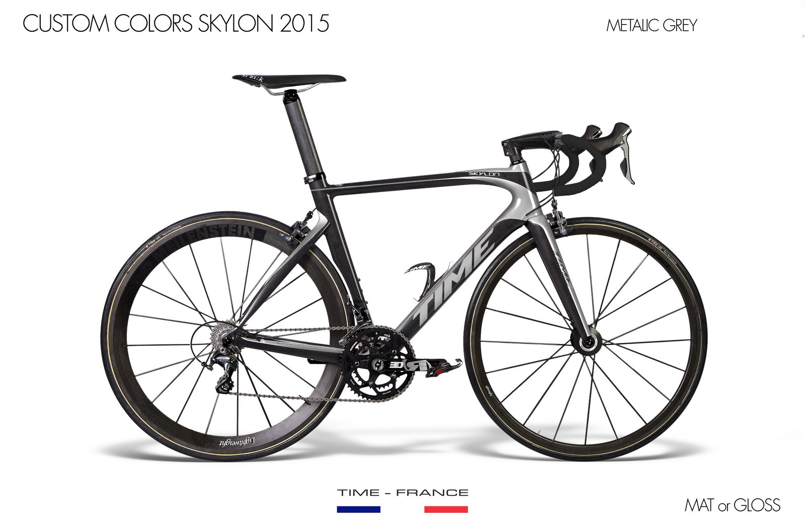 Skylon metalic grey