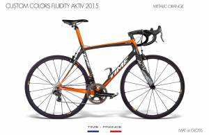 Time Fluidity Aktiv orange