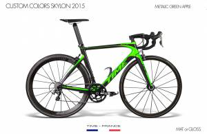 Skylon metalic green apple