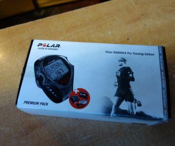 Cardiofréquencemètre Polar RS800CX Pro Training Edition