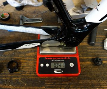 Cadre nu, montage à la carte à base de module KTM route
