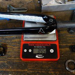 KTM Revelator fourche non coupée