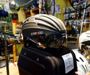Casque Casco SPEEDairo et SPEEDster