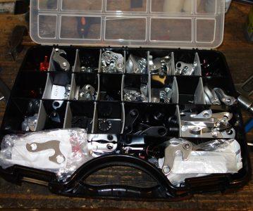 Patte de dérailleur KTM, Commencal, …