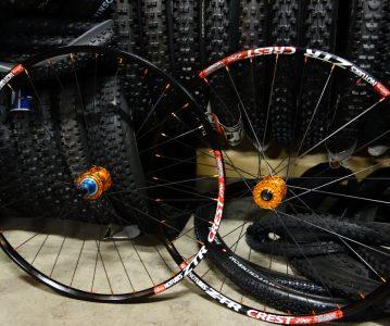 Montage artisanal roues à la carte