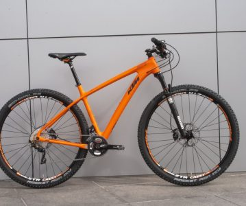 KTM Myroon 27,5 et 29″ édition limitée orange
