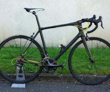Vélo de test Look