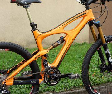 Vélos test : Ibis Mojo SL-R et Mojo HD-R