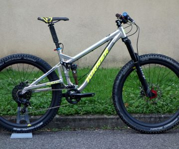 Vélo test : Turner Burner 650b