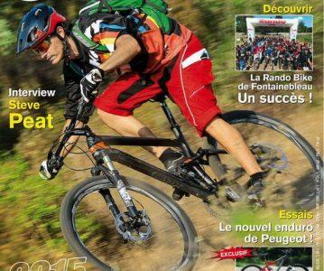 Le KTM Lycan Prime dans le magazine Bike de juillet 2014