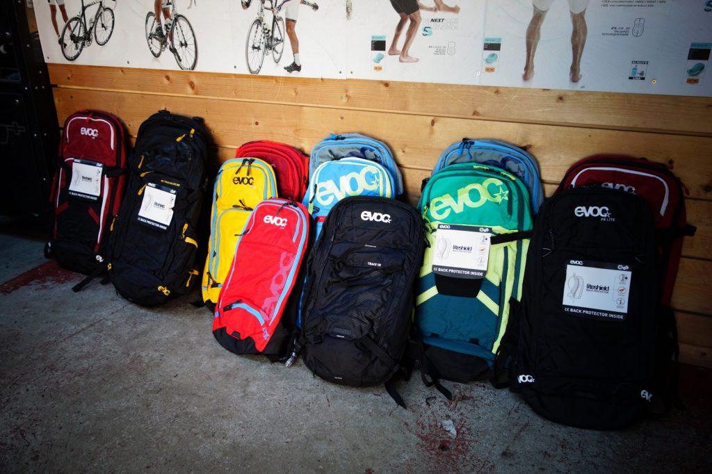 EVOC Backbags