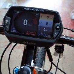 Bosch Nyon GPS