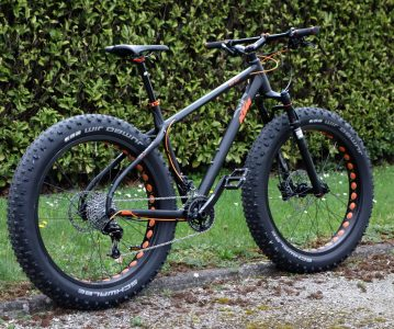 VTT Fat : KTM FAT RAT