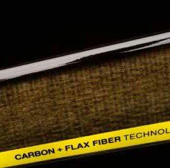 Carbon flax fiber