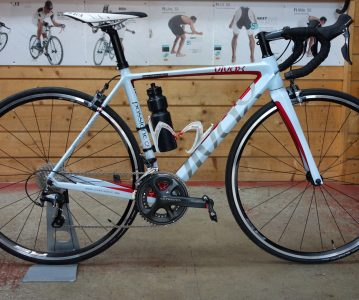 Nouveauté : Vélo de route VIVAX moteur Gruber