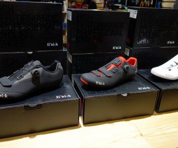 Nouvelles marques de chaussures : Fizik et Lake