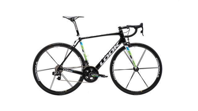 Look 785 huez RS Fortuneo