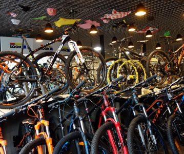 Déstockage fin de saison vélos KTM, Mondraker, LOOK, Time -20%