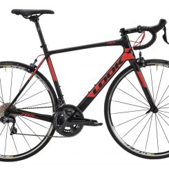 785 Huez Black Red Mat New Ultegra