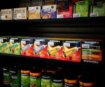Nouveauté : nutrition Overstim au magasin