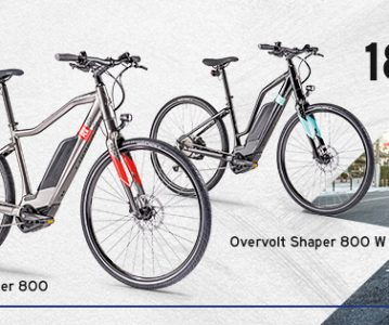 Promotion Lapierre Overvolt Shapper 800